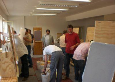 Sumpfkalk-Fachanwender Seminar_2007_vor 11 Jahren