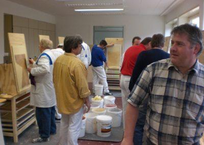 Sumpfkalk-Fachanwender Seminar_2008_vor 10 Jahren