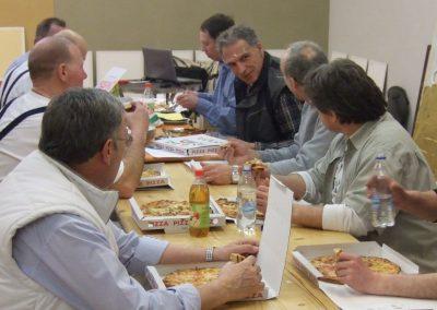 Sumpfkalk-Fachanwender Seminar_Krefeld vor 10 Jahren