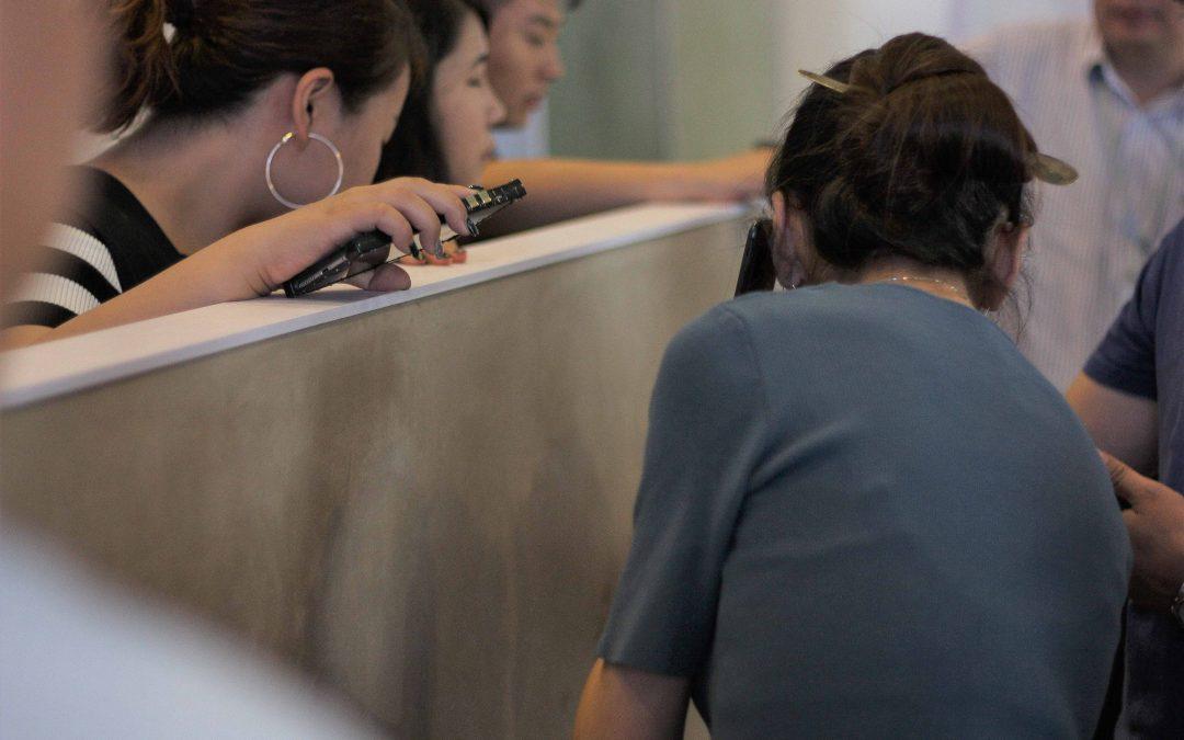 Sumpfkalk für Designer in Peking