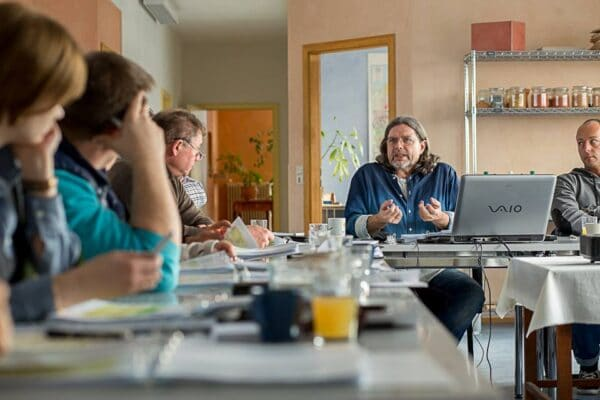 KalkKind Fachbetriebe Seminar Sumpfkalk