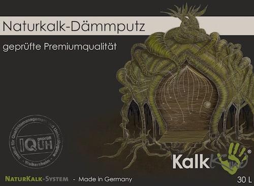 KalkKind Produkte Naturkalk Daemmputz