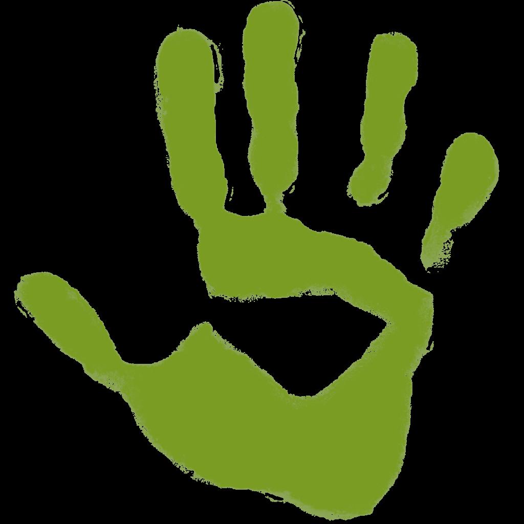 KalkKind Sumpfkalk Hand Logo