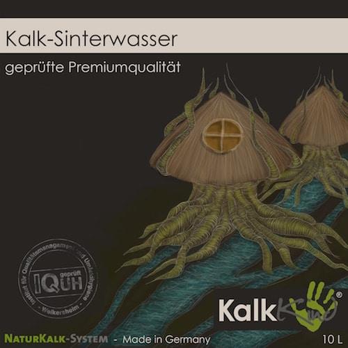 KalkKind Produkte Kalk Sintewasser