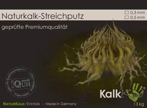 KalkKind Produkte Naturkalk Streichputz