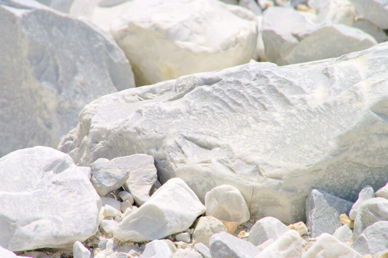 Foto Carrara Marmor Steinbruch
